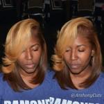 Natural Hair Custom Color