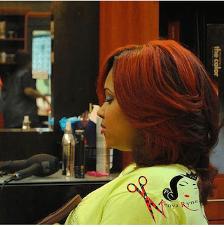 Kenya kirk austin tx voice of hair red colored hair with layers pmusecretfo Gallery