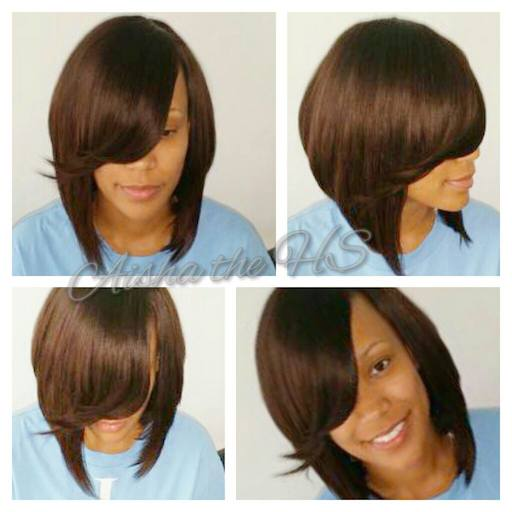 Sewin Bob Brown Hair
