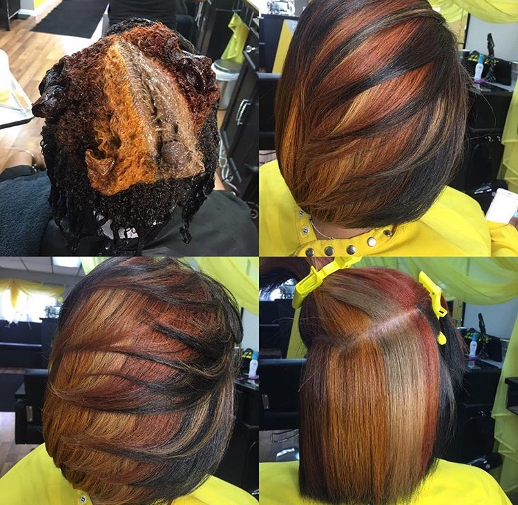 Need A Hair Makeover Add Some Hair Color Voice Of Hair