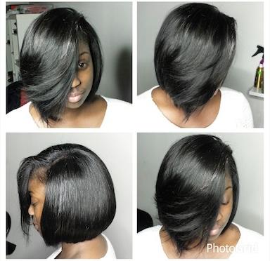 Dominique Evans (Atlanta, GA) - Voice of Hair