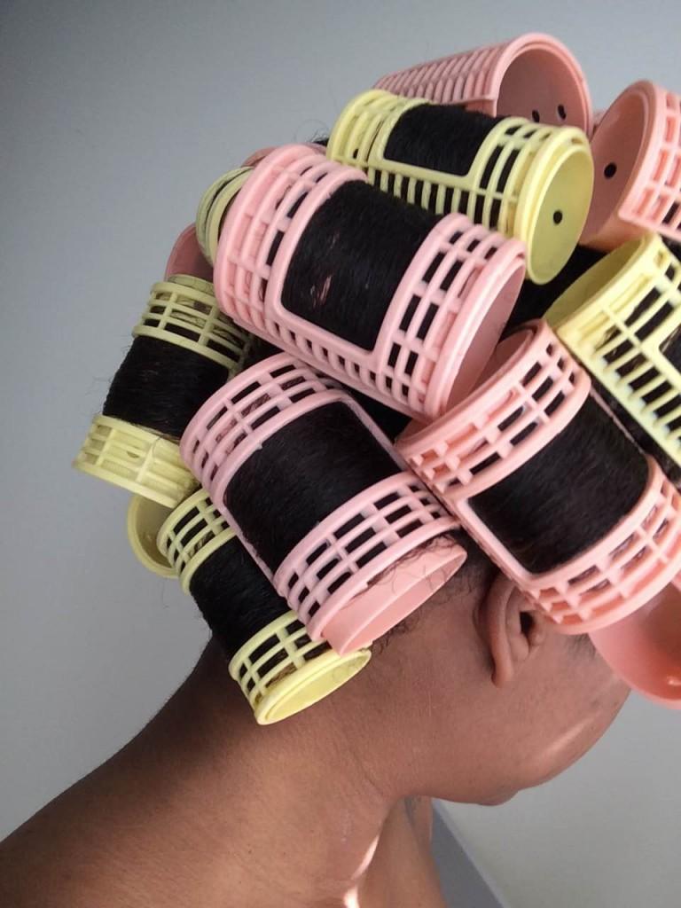 Silk Roller Wrap Method