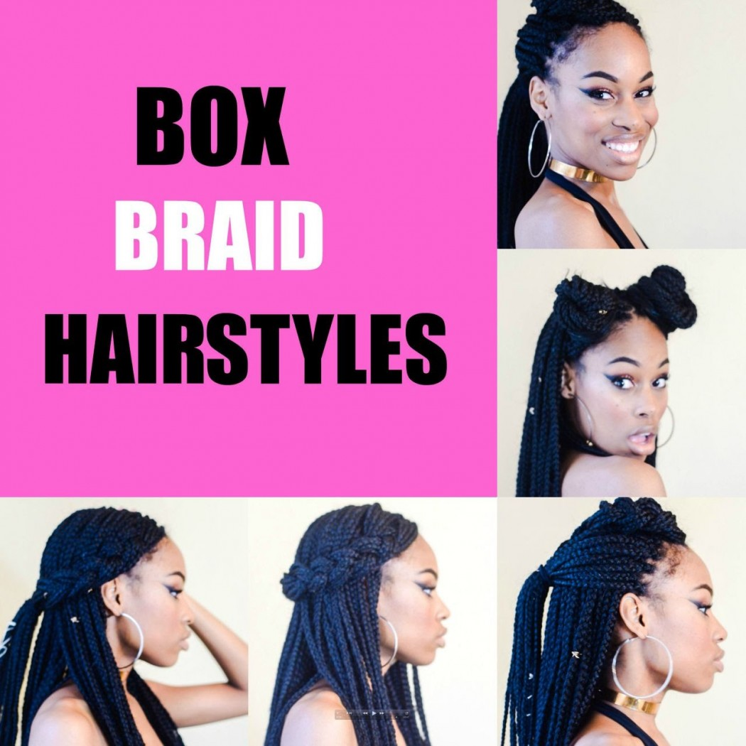 5 Simple Box Braid Hairstyles that Turn Heads | Voice of Hair