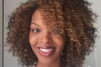 Simply Jade's Picture with Wash & Go Hair