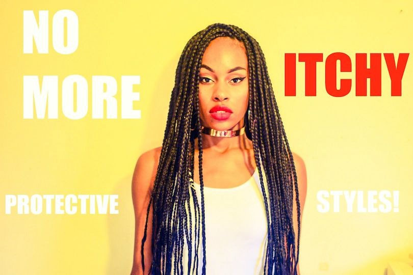 Itchy Protective Styles Cover Photo