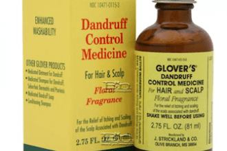 Glovers Mane Dandruff Control Product
