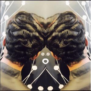 @Coldina_Layered Haircut