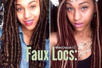 Marley v. Yarn Faux Locs