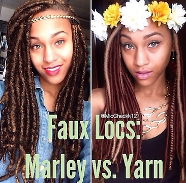Marley V Yarn Faux Locs Which Is Best Voice Of Hair
