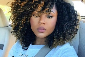 Natural Hair Wig on @Lady_Afrika