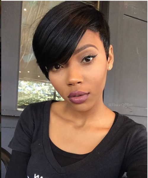 5 perfect styles for growing out a pixie cut
