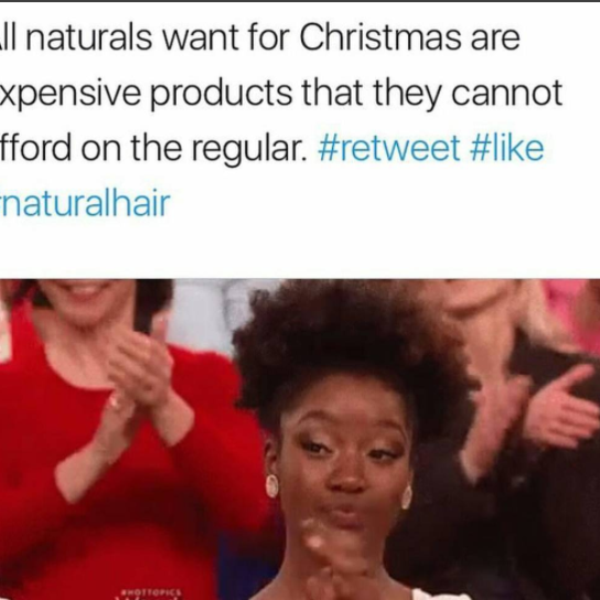15 of the Best Natural Hair Memes