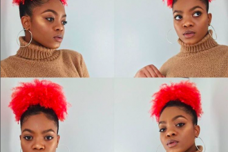 How to Protect Your Colored Natural Hair