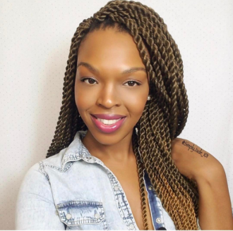 Senegalese Twist Tutorial by Simply Jade