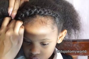 4 Hairstyles That You Can Do Before The School Bell Rings!