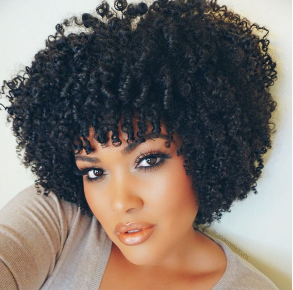 How To Make Your Natural Curly Hair More Curly