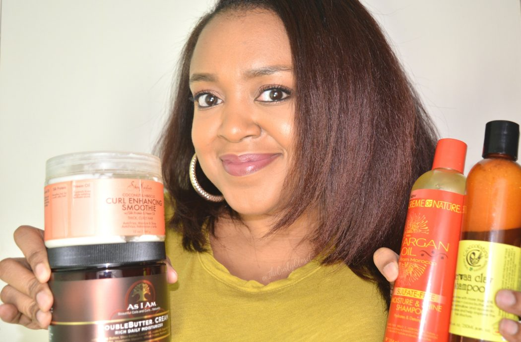 Essential Products for Natural Hair