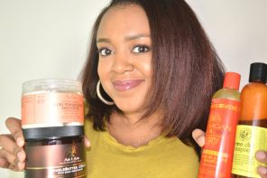 4 Essential Products for Maximum Natural Hair Growth