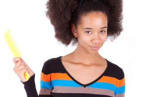 How to Stop Brittle Hair, Thinning Edges and Dandruff