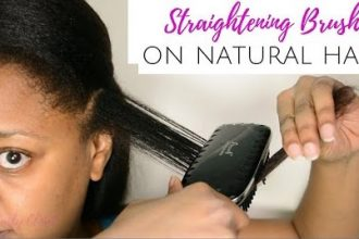 Do Straightening Brushes Really Work?