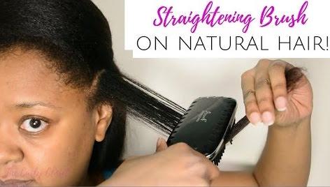 Do Straightening Brushes Really Work?