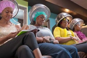 The Black Salon Experience