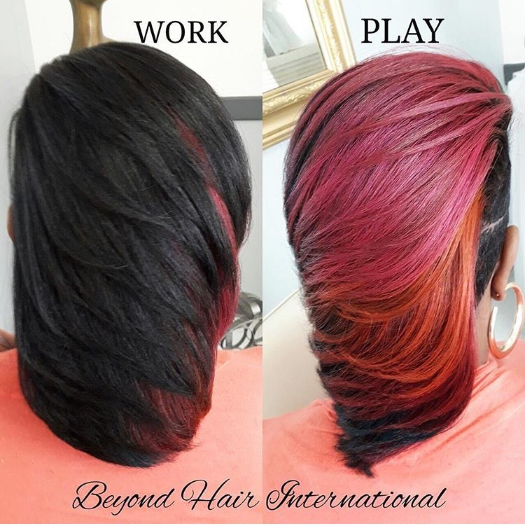 6 Simple Styles For Corporate Naturalistas Voice Of Hair