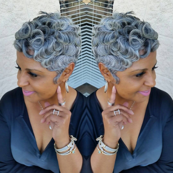 How to Soften Gray Hair