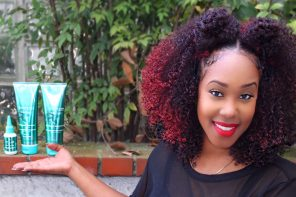 How to Eliminate Dandruff and Product Build Up on Natural Hair: Avlon Scalp Therapy Review