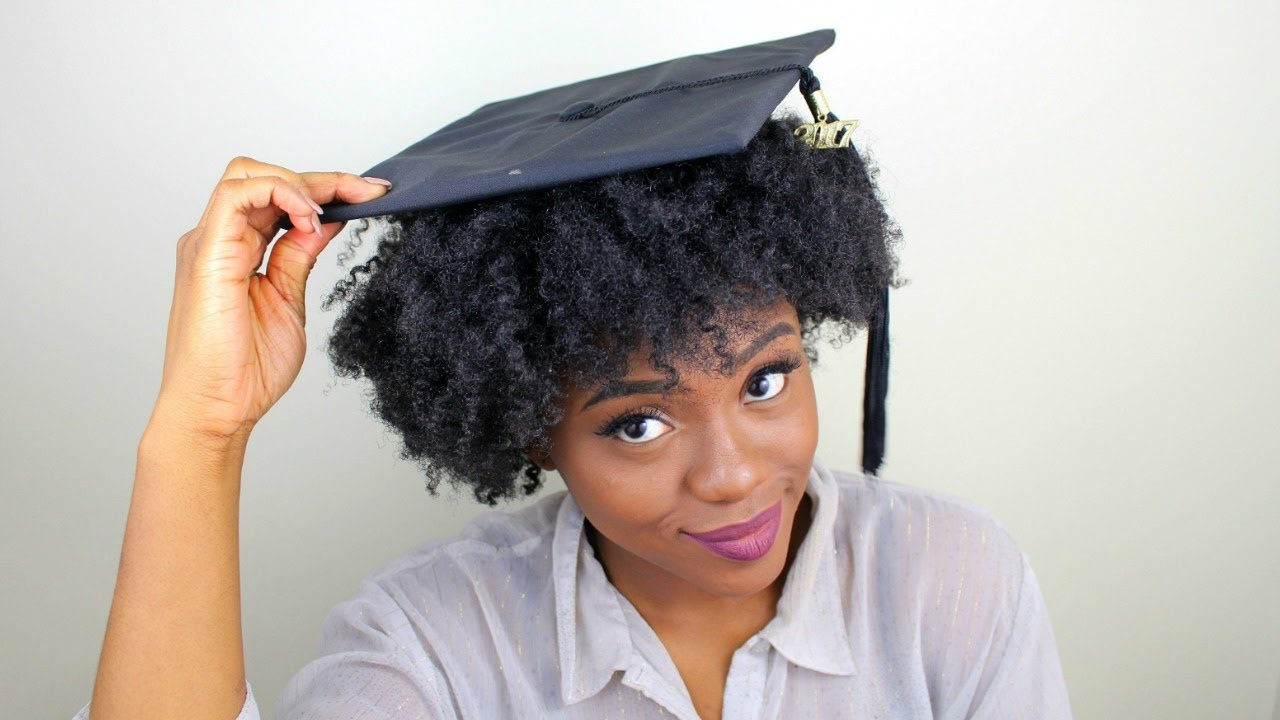 5 Ways to Slay Your Cap & Gown - Voice of Hair