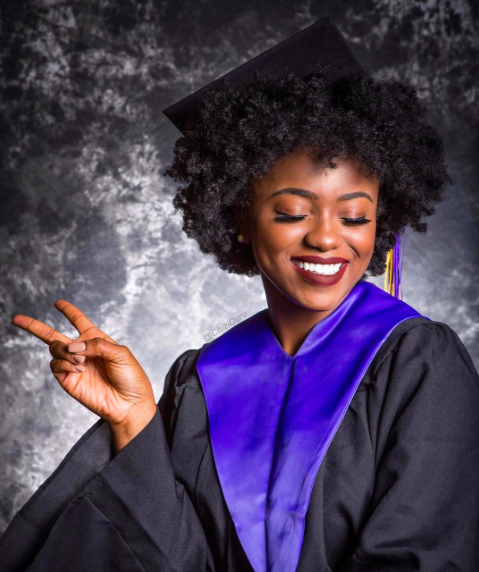 5 Ways To Slay Your Cap Amp Gown Voice Of Hair