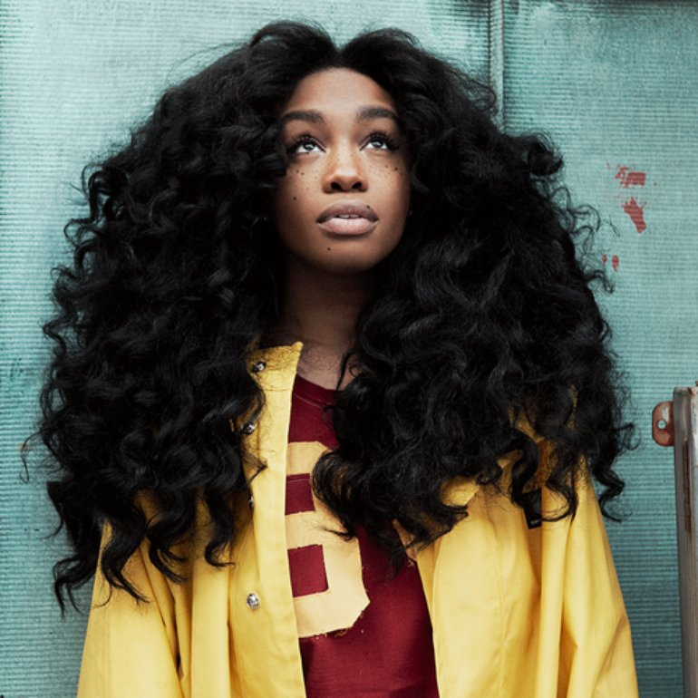 Big Hair Don T Care Sza S Best Hair Looks And How To
