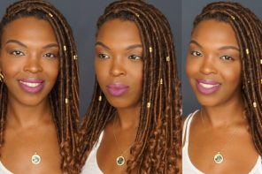 How to Easily Install Crochet Goddess Locs