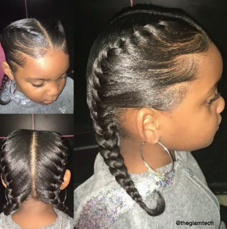 Edges on Fleek! 3 Ways to Lay Your Baby Hairs