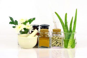 Natural Ingredients to help hair