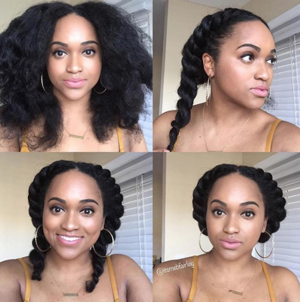5 Protective Styles that Take the Stress Off Your Hair