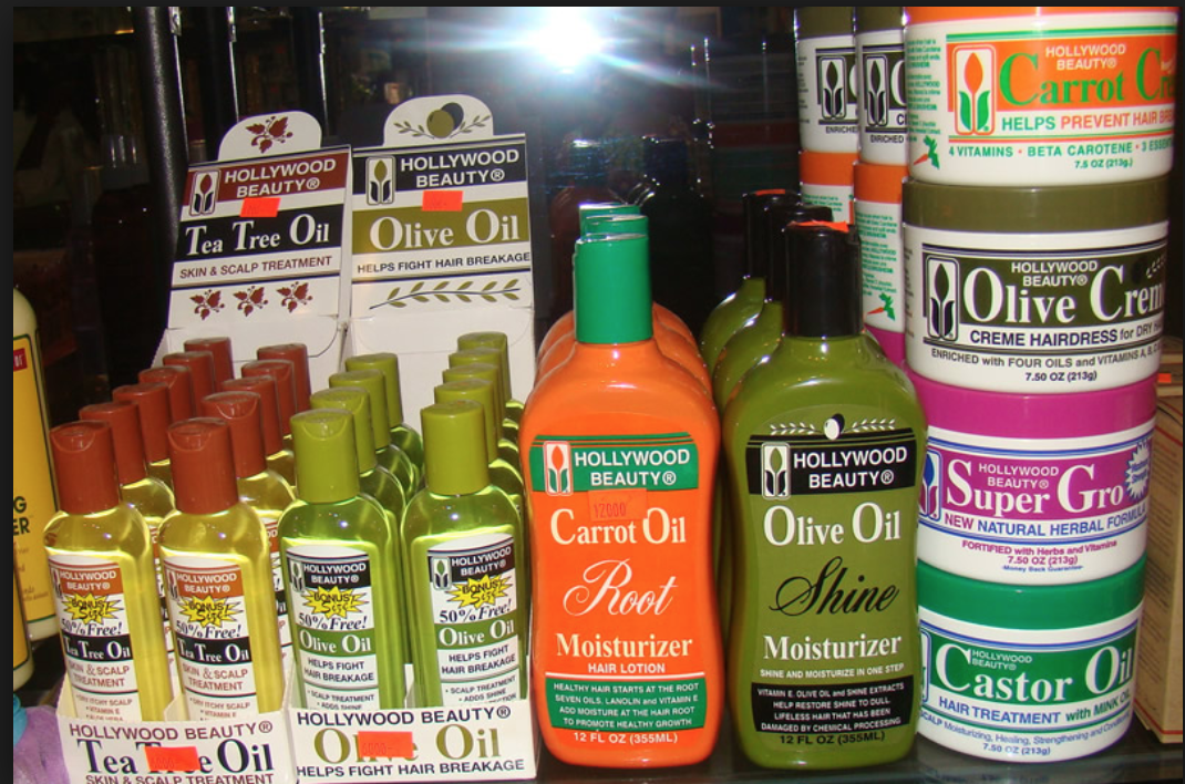 Beauty Supply Oil