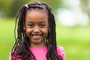 How to Grow Your Daughter's Kinky/Coily/Curly Hair
