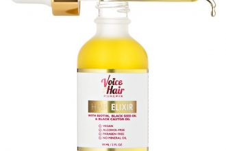 6 Ways to Use the VoiceOfHair PureFix Hair Elixir