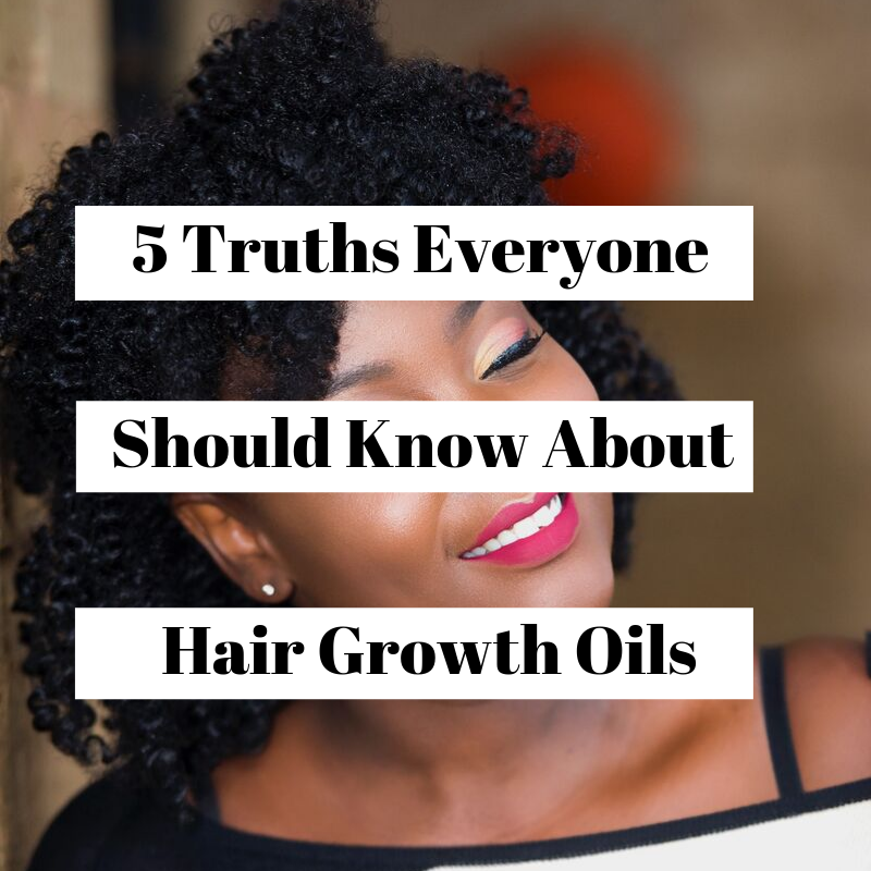 5 things everyone should know about hair growth oils for women