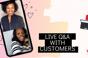 Live Customer Reviews of the VoiceOfHair PureFix Hair Elixir